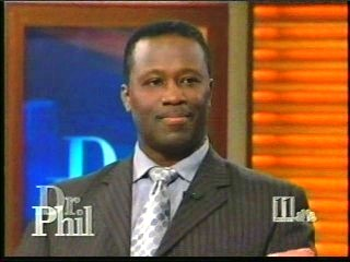 Carnell Smith aka Man4Justice on Dr Phil
